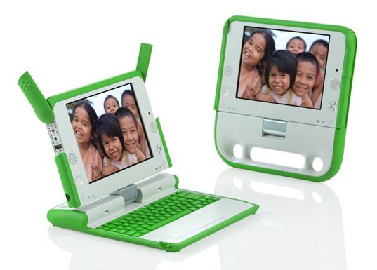 XO Laptop - Rebecca Allen